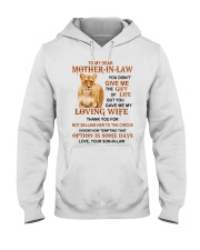 THE GIFT OF LIFE - GREAT GIFT FOR MOTHER-IN-LAW Hooded Sweatshirt thumbnail