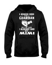 Guardian Is My Mimi  Hooded Sweatshirt thumbnail