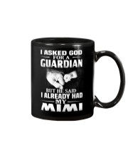 Guardian Is My Mimi  Mug tile