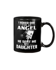 God Sent Me A Daughter Mug thumbnail