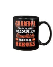Grandkids Need Heroes Mug thumbnail