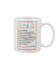 A BIG HUG - BEST GIFT FOR DAUGHTER FROM MOM Mug thumbnail