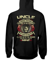 PERFECT GIFT FOR UNCLE Hooded Sweatshirt tile