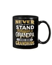 Between Grandpa And Grandkids Mug thumbnail