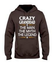 Crazy Granddad Hooded Sweatshirt thumbnail