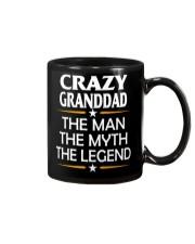 Crazy Granddad Mug thumbnail