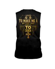 A BETTER MAN - PERFECT GIFT FOR HUSBAND Sleeveless Tee thumbnail