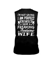 Freaking Awesome Wife Sleeveless Tee tile