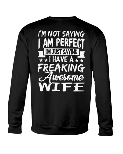 Freaking Awesome Wife