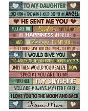YOU ARE MY SUNSHINE - GREAT GIFT FOR DAUGHTER 11x17 Poster front