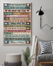 YOU ARE MY SUNSHINE - GREAT GIFT FOR DAUGHTER 11x17 Poster lifestyle-poster-1