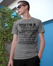 1 DAY LEFT - GET YOURS NOW Classic T-Shirt apparel-classic-tshirt-lifestyle-17