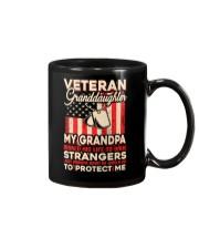 To Protect Veteran Granddaughter Mug thumbnail