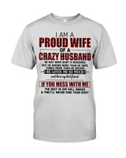HE LOVES ME SO MUCH - LOVELY MESSAGE GIFT FOR WIFE Premium Fit Mens Tee thumbnail