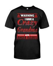 A Grandma's Anger Classic T-Shirt thumbnail