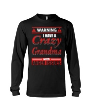 A Grandma's Anger Long Sleeve Tee thumbnail