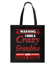 A Grandma's Anger Tote Bag tile