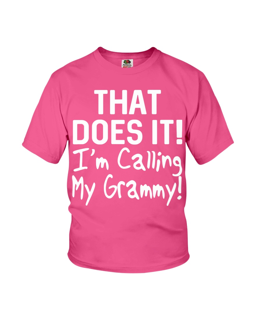 Calling Grammy Youth T-Shirt
