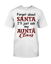 WONDERFUL GIFT FROM AUNT TO NIECE Premium Fit Mens Tee thumbnail