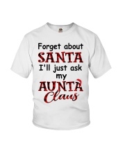 WONDERFUL GIFT FROM AUNT TO NIECE Youth T-Shirt front