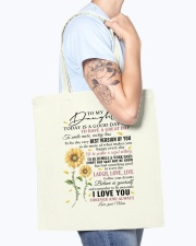 1 DAY LEFT - GET YOURS NOW Tote Bag accessories-tote-bag-BE007-front-model-02