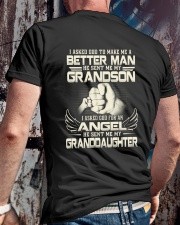 PERFECT SHIRT FOR GRANDPA Classic T-Shirt lifestyle-mens-crewneck-back-2