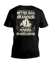 PERFECT SHIRT FOR GRANDPA V-Neck T-Shirt thumbnail