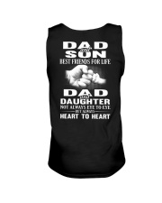 DAD AND SON - DAD AND DAUGHTER Unisex Tank thumbnail