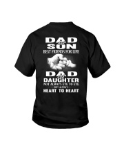 DAD AND SON - DAD AND DAUGHTER Youth T-Shirt thumbnail