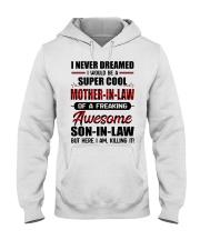 I NEVER DREAMED Hooded Sweatshirt thumbnail