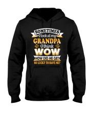 How Did Grandpa Get So Lucky Hooded Sweatshirt thumbnail