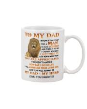 HOW FAR I GO IN LIFE Mug front