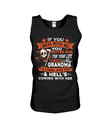 Grandma Is Coming After You