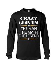 Crazy Grandpa Long Sleeve Tee thumbnail