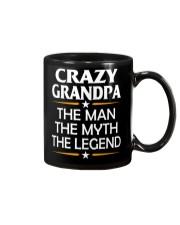 Crazy Grandpa Mug thumbnail