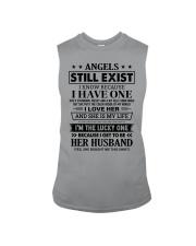 SHE MY IS LIFE - LOVELY GIFT FOR HUSBAND Sleeveless Tee thumbnail