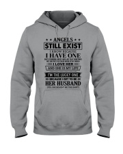 SHE MY IS LIFE - LOVELY GIFT FOR HUSBAND Hooded Sweatshirt thumbnail