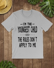 I'm The Youngest Child Classic T-Shirt lifestyle-mens-crewneck-front-18