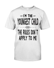 I'm The Youngest Child Premium Fit Mens Tee thumbnail