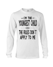 I'm The Youngest Child Long Sleeve Tee thumbnail