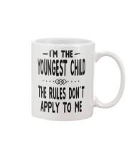 I'm The Youngest Child Mug thumbnail
