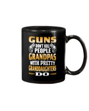 DON'T KILL PEOPLE - PERFECT GIFT FOR GRANDPA Mug thumbnail