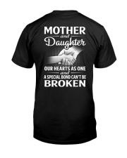 MOTHER AND DAUGHTER Classic T-Shirt back