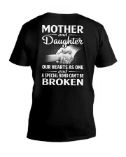 MOTHER AND DAUGHTER V-Neck T-Shirt thumbnail