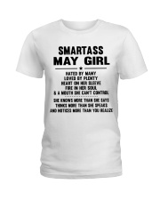 May Ladies T-Shirt thumbnail