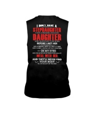 WHO HAPPENED TO BE BORN - BEST GIFT FOR DAUGHTER Sleeveless Tee thumbnail