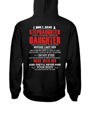 WHO HAPPENED TO BE BORN - BEST GIFT FOR DAUGHTER Hooded Sweatshirt thumbnail