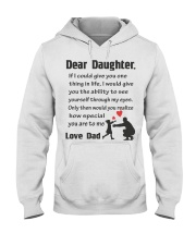 How Special Daughter Is To Me Hooded Sweatshirt thumbnail