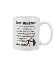 How Special Daughter Is To Me Mug front