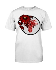 Dragon Orb Classic T-Shirt tile